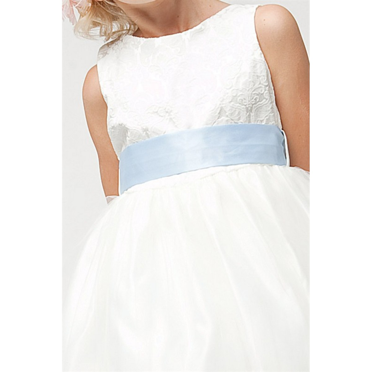 4c4a4c533 Home » Ivory Jacquard Bodice w/ Tulle Skirt & Removable Sash. Help. Contact  · Information. 816-866-5167. small image; small image ...