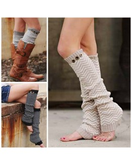 Herringbone Leg Warmers