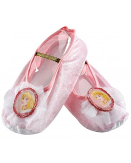 Disney Aurora Ballet Child Slippers