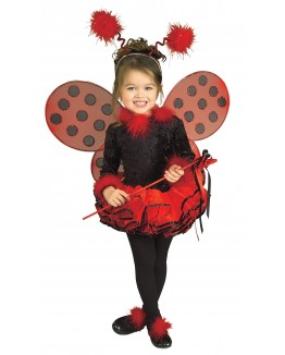 Deluxe Ladybug Toddler/Child Costume