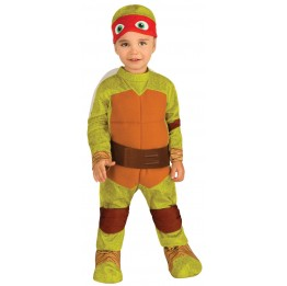 Teenage Mutant Ninja Turtle - Raphael Toddler Costume