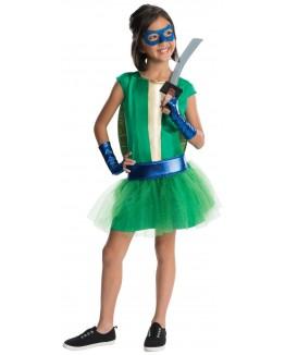 Teenage Mutant Ninja Turtle - Deluxe Leonardo Girl Tutu Costume