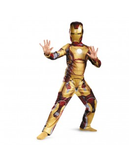 Iron Man Mark 42 Classic Childs Costume