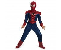 Spider-Man Movie 2 Classic Muscle Child Costume