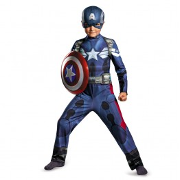 Captain America Winter Soldier Classic Childs Costume