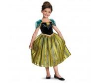 Disney Frozen Deluxe Anna Coronation Toddler/Child Costume