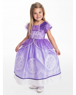 Sofia the First Inspired Princess Amulet Dress